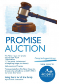 Promise Auction for North Devon Hospice