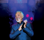 Sir Tom Jones Concert - The County Ground