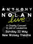 Anthony Nolan LIVE