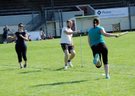 North Devon Charity Rounders Day