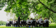 Jazz and Brass in the Parks - CSD Brass - Cherry Hinton Hall