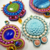 Introduction to Soutache Jewellery - Day School