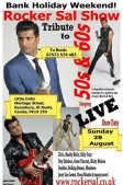 'The Rocker Sal Show'  at Little India Restaurant
