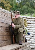 WW1 Edwardian Weekend at the Staffordshire Regiment Museum