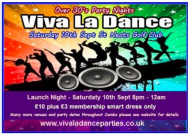 Over 30's Party Nights St Neots