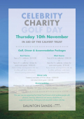Saunton Sands Celebrity Golf day