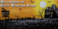 Halloween at East Carlton Country Park