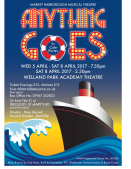 Anything Goes, Welland Pk Theatre