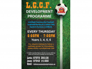 Lichfield City Community Football Development Programme