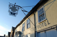 Mothering Sunday at The Fleece Hotel Boxford