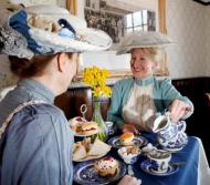 Mothering Sunday at Blists Hill Victorian Town