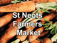 St Neots Farmers Market - Fresh local produce