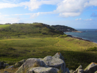 GHOST TALES AND MONK MYSTERIES OF HERM ISLAND