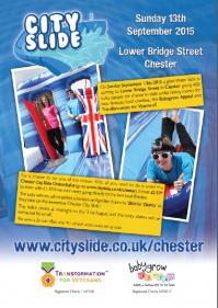 Chester City Slide