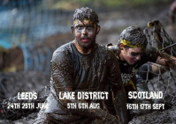 2017 Lake District Sunday 10 Miles Total Warrior Obstacle Race