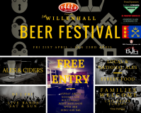 Willenhall Beer Festival