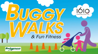 Buggy Walks at Lyngford Park in Taunton
