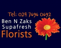 Ben n Zak's Florists of Coventry