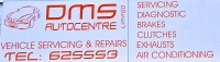 DMS Autocentre Ltd