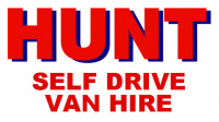 Hunt Self Drive Van Hire