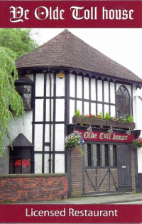 Ye Olde Toll House Restaurant