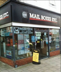 Mail Boxes Etc. Watford