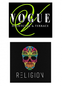 Vogue Nightclub and Religion Nightclub
