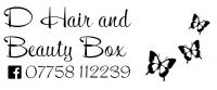 D Hair and Beauty Box