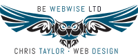 Be Webwise Ltd with Chris Taylor Web Design