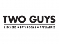 Two Guys banner