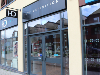 opticians telford