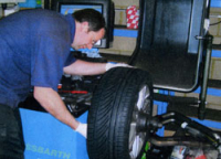 Car servicing, repairs and tyres in Woking