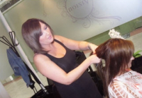 £75 off hair straightening treatment