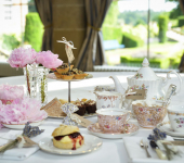 Afternoon tea for two with Prosecco for £29!
