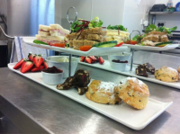 AFTERNOON TEA FOR 2 JUST £9.95