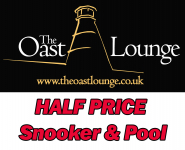 Half Price Snooker & Pool - Weekdays until 6pm