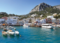 SORRENTO, CAPRI AND THE BAY OF NAPLES FROM £749