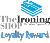 Loyalty reward - receive £5 off your next load of ironing