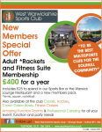 New Members Special Offer