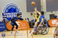 FREE 1 hour session of Wheelchair basketball