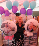 £5 DISCOUNT OFF PERSONALISED PHOTO BALLOONS FROM BONBONIERA