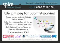 £25 for every mobile connection ?