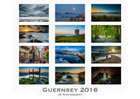 2016 GUERNSEY CALENDAR FOR £12.99 FROM JR PHOTOGRAPHY