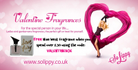Valentine's Day Offer - Free Nine West Fragrance when you spend over £30