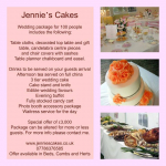Wedding Catering Offer for  100 guests..