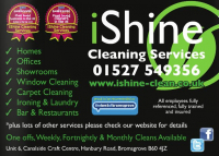 Refer a friend and save with iShine Cleaning