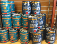 ADNAMS 5LITRE KEG TWIN PACK