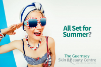 £110 OFF GET SET FOR SUMMER PACKAGE WITH THE GUERNSEY SKIN & BEAUTY CENTRE
