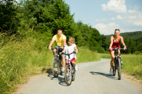 Cycling breaks at the Mill House Hotel