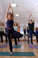 £5 off Yoga Pilates 50:50